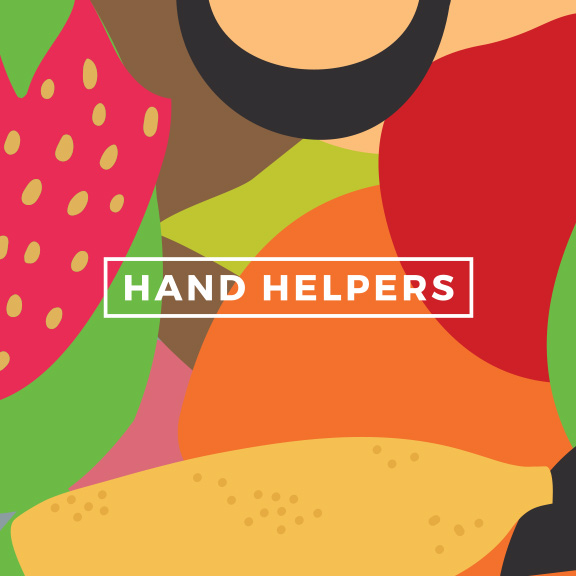 Hand Helpers Hand Cream Characters